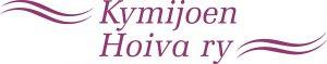 Kymijoen Hoiva ry logo.