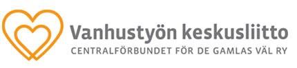 Vanhustyön keskusliitto logo.